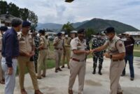 DGP visits north, South Kashmir, stresses on tracing & tracking 'anti-national elements on social media'