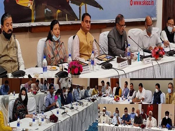 5 parliamentary panels visit J&K in past 2 weeks