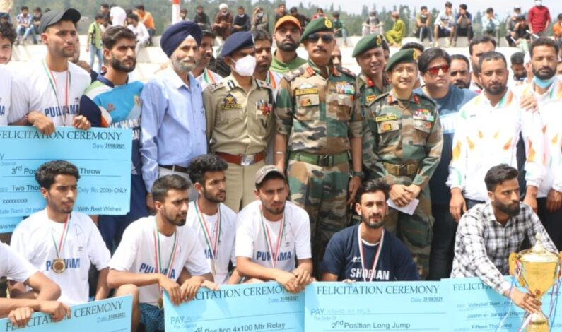 GoC 15 Corps, IGP Kashmir Interacts With Families Of Militants From South Kashmir