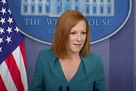 US in no hurry to recognize Taliban: Psaki