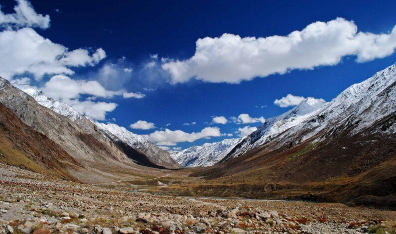 Increasing Temperature and Low Winter Precipitation are Causing Retreat of Glaciers in Zanskar Valley, Ladakh