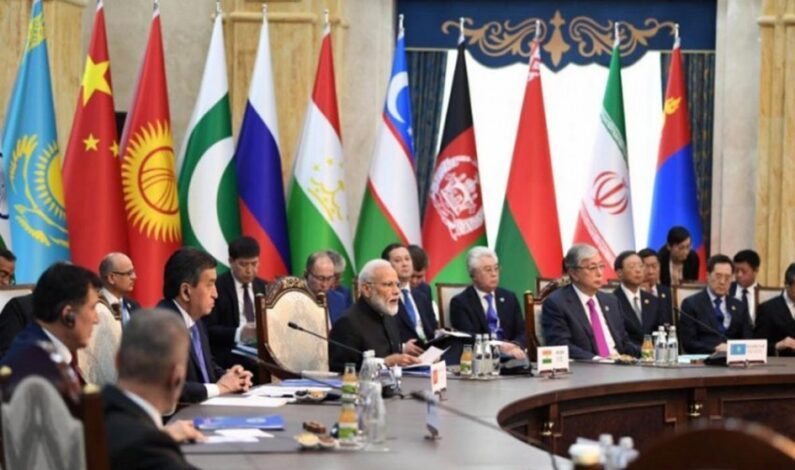 SCO Leaders Discuss Afghanistan in Its Absence