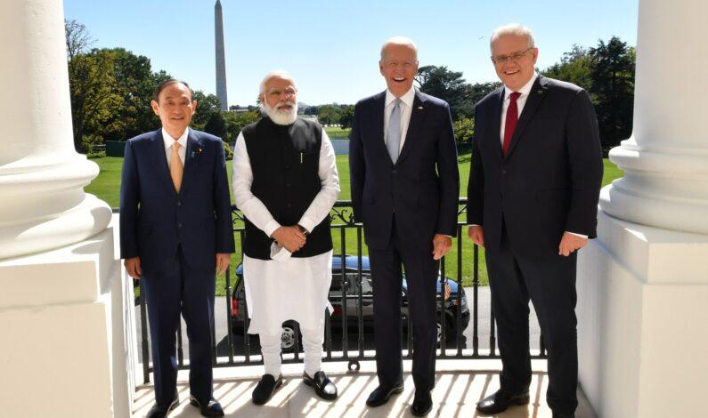 PM Modi says QUAD is a force for global good