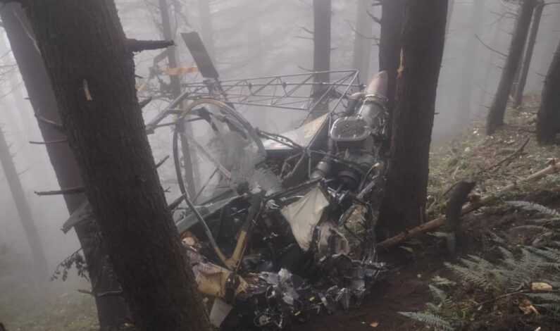 2 Pilots Injured As Army Helicopter Crashes In Udhampur