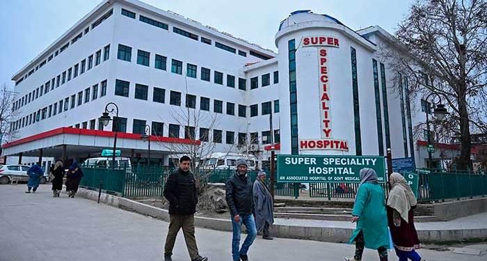 Srinagar Super Specialty Hospital granted permission to perform Kidney Transplantation