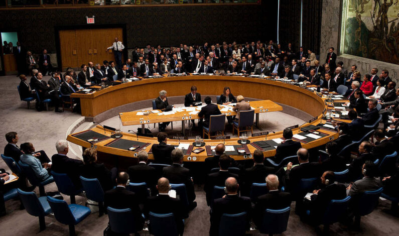UNSC Seek Stable Afghanistan With Inclusive Govt