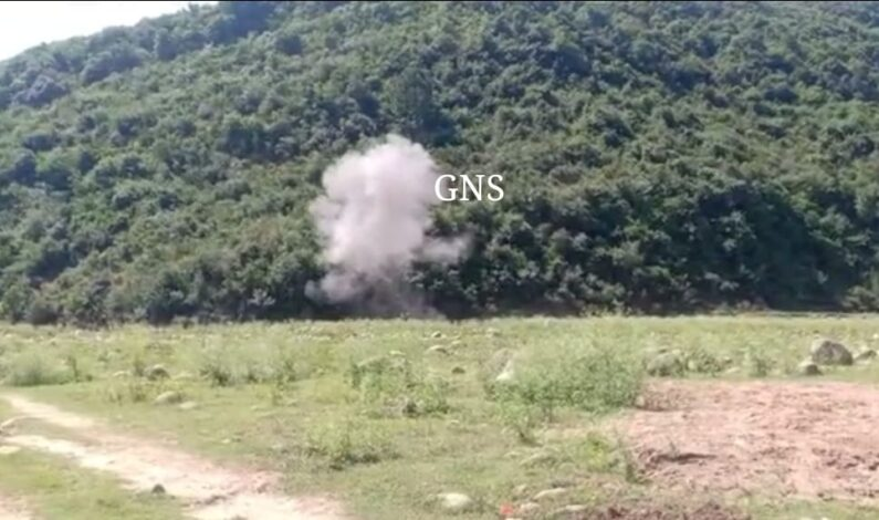 4 Sticky Bombs Destroyed, 40 Days After Recovery In Poonch