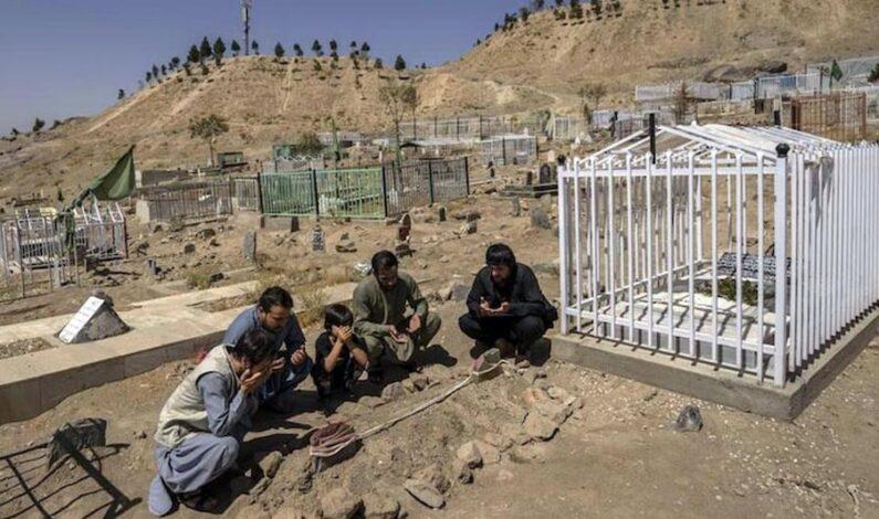 US admits Kabul drone strike killed 10 civilians in Afghanistan