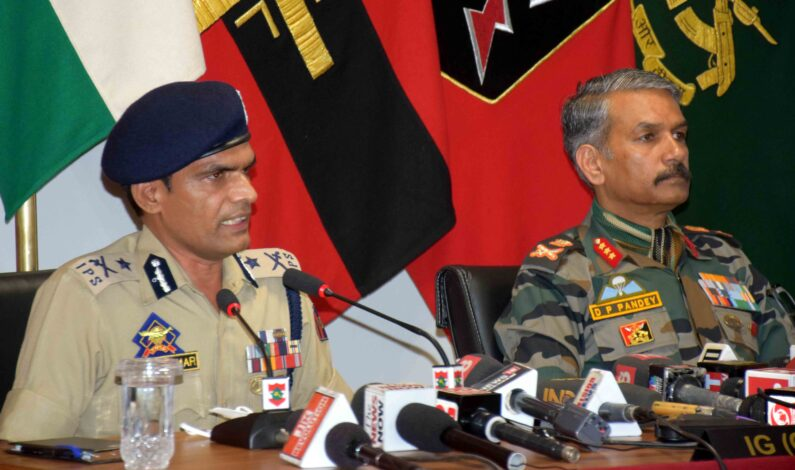 People need not to worry about little bit 'mischief' on LoC: Lt Gen D P Pandey