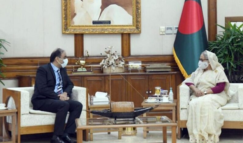 Bangladesh desires stronger trade ties with Pakistan: Sheikh Hasina