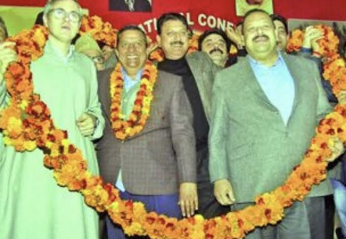 After Rana, another setback to NC: Prominent leader Prem Aziz quits party