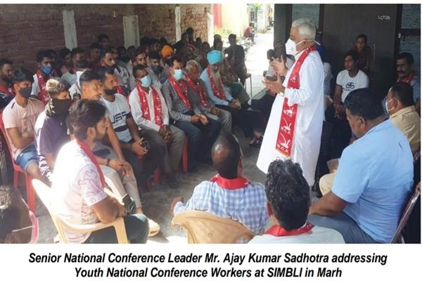Annulling of Article 370 and 35-A increased miseries of common man manifold: Sadhotra