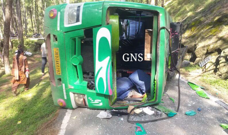 9 women among 15 injured in passenger matador accident in Rajouri