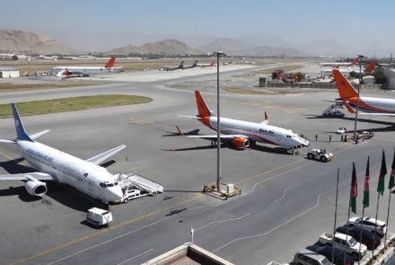 Kabul Airport Ready for International Flights: Afghan Officials