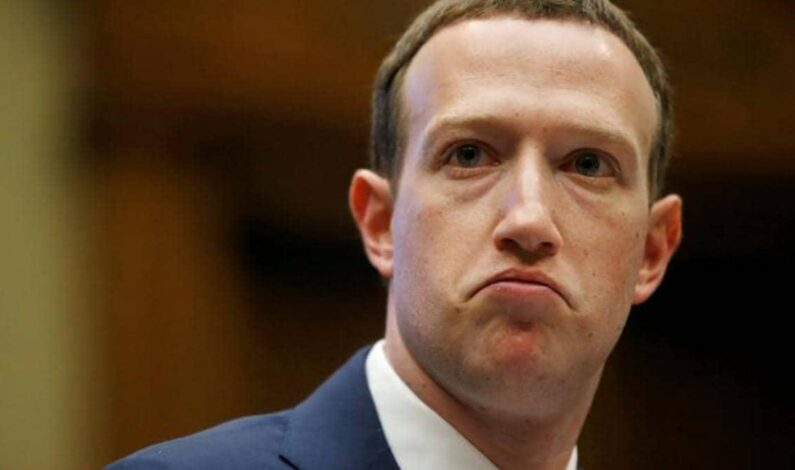 """""""Sorry for the disruption"""": Zuckerberg apologises after global outage"""